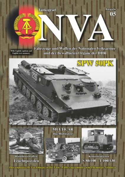 TG-NVA 05 Die Nationale Volksarmee