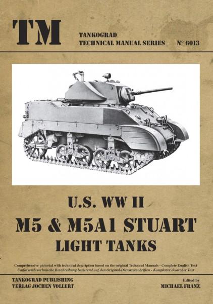 TG-6013 M5&M5A1 Stuart