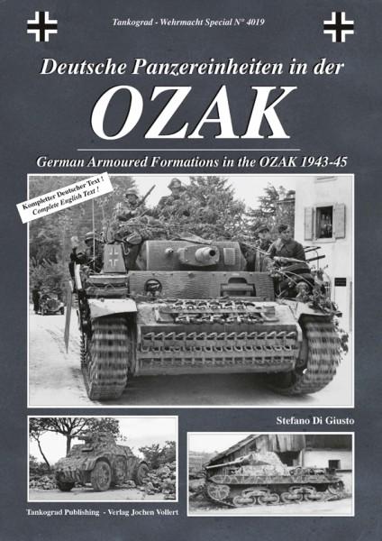 TG-4019 Deutsche Panzereinheiten in der OZAK