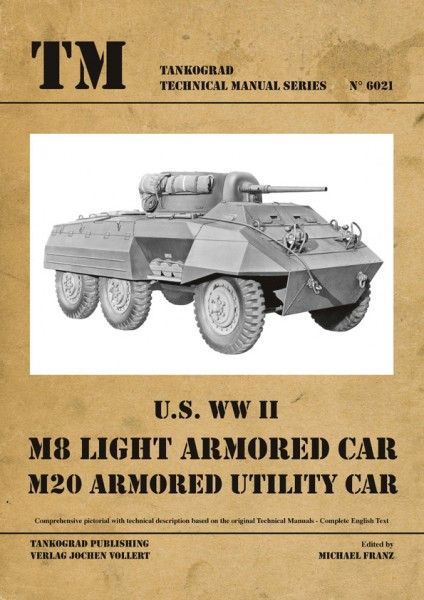 TG-6021 M8/M20 Light Armoured Car