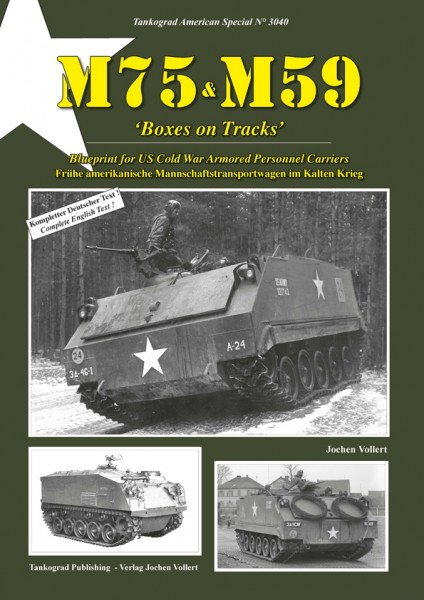 M75 & M59 Boxers on Track