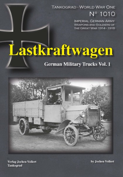 Lastkraftwagen/German Military Trucks Vol. 1