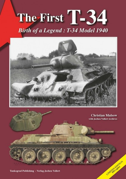 The First T-34