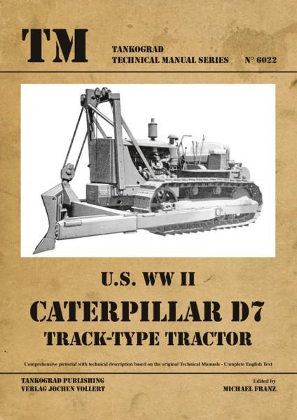 TG-6022 Caterpillar D 7