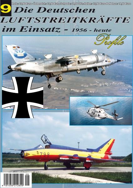 Luftstreitkräfte Profile 09