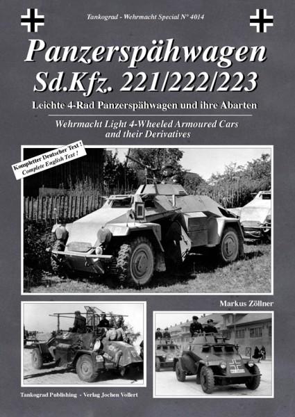 TG-4014 Panzerspähwagen 221/222/223