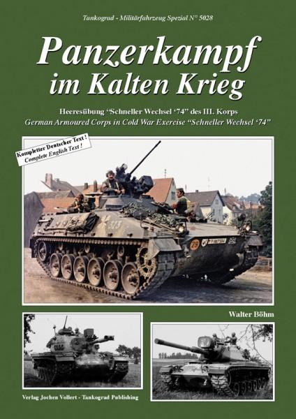TG-5028 Panzerkampf im Kalten Krieg