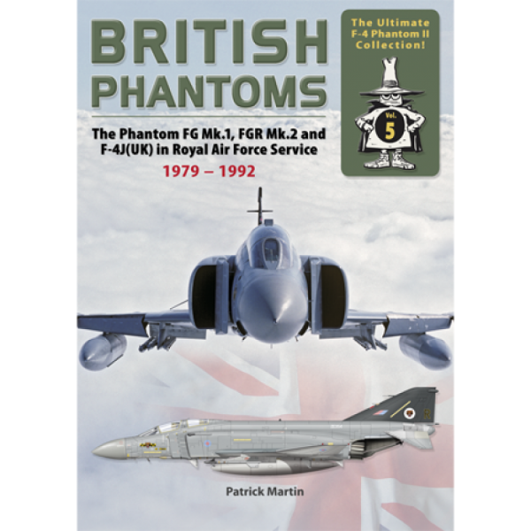 AD 007 British Phantoms (Teil 2)