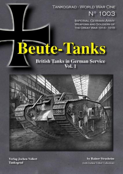 TG-1003 Beute-Tanks