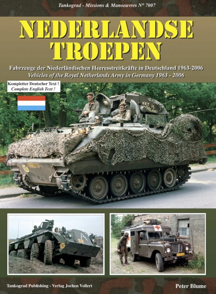 TG-7007 Nederlandse Troepen