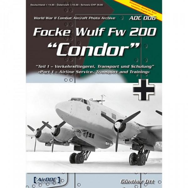 ADC 006 Focke Wulf Fw200 Condor