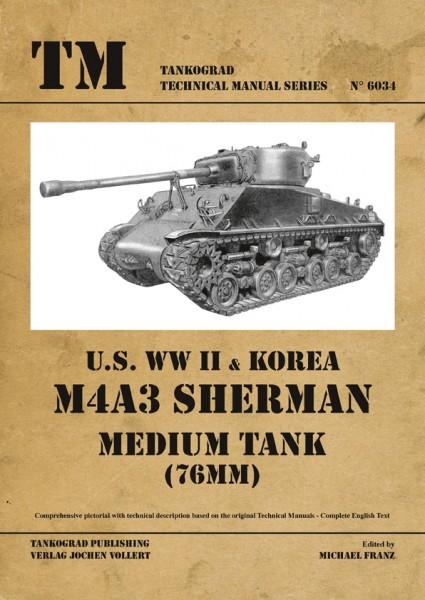 TG-6034 M4A3 Sherman (76mm)