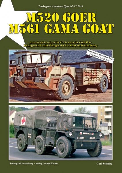 TG-3018 M520 GOER/M561 GAMA GOAT