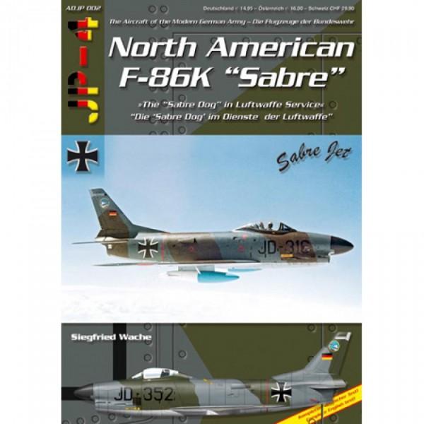 ADJP 002 North American F-86 K Sabre