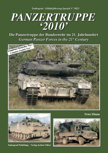 TG-5023 Panzertruppe 2010