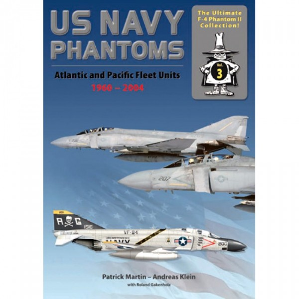 AD 005 US NAVY Phantoms