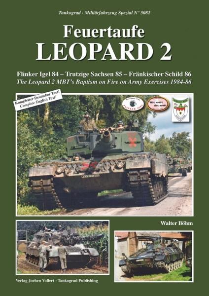 TG-5082 Leopard II - Feuertaufe