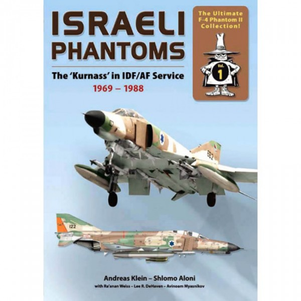 AD 001 Israely Phantoms 68-88