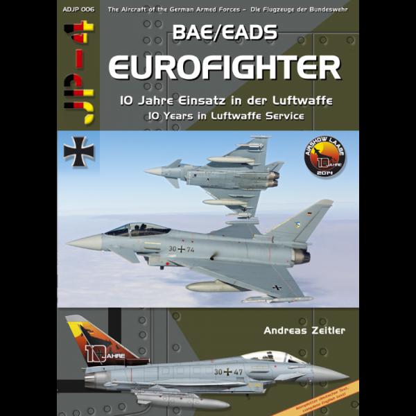 ADJP 006 BAe/EADS Eurofighter