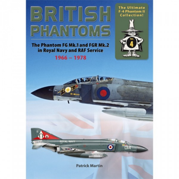 AD 006 British Phantoms (Teil 1)