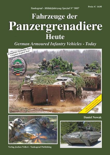 Fahrzeuge der Panzergrenadiere heute