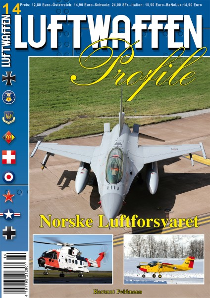 LUFTWAFFEN Profile 14 Norske Luftforsvaret
