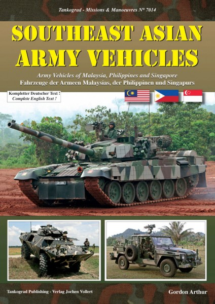 TG-7014 South East Asian Army Vehicles