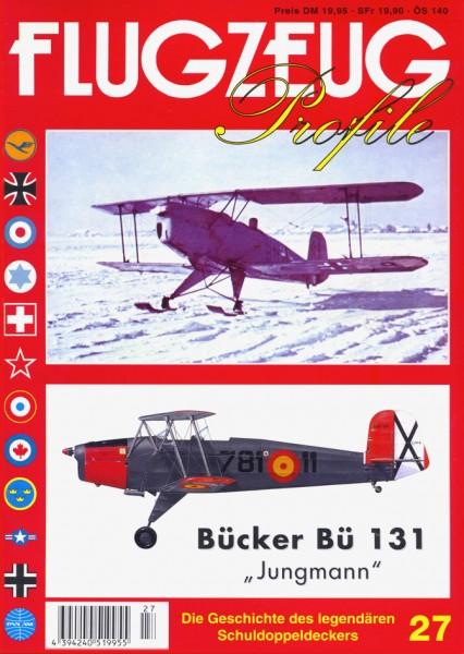 FLUGZEUG Profile 27