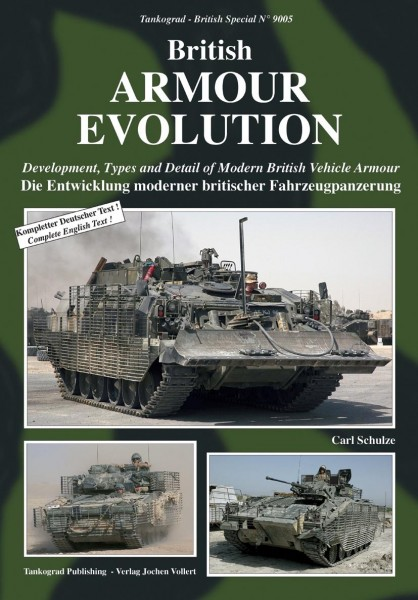 TG-9005 British Armour Evolution