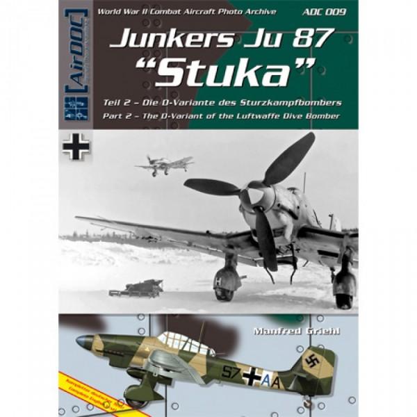 ADC 009 Junkers Ju 87 Stuka (Part 2)
