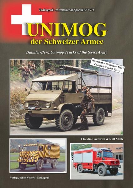 UNIMOG der Schweizer Armee