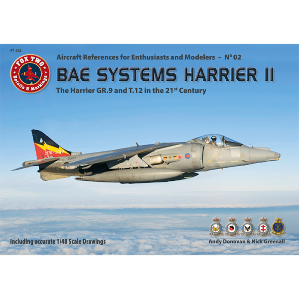 BAE Systems Harrier