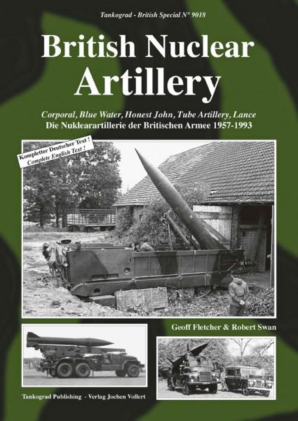 TG-9018 British Nuclear Artillery