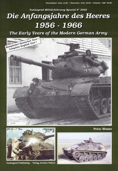 TG-5002 Anfangsjahre des Heeres 1956-1966