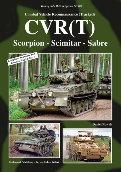 CVR(T) Scorpion-Scimitar-Sabre