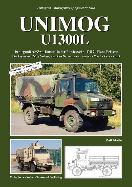 TG-5048 UNIMOG U1300L