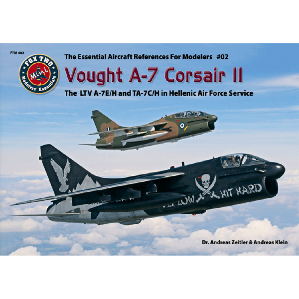 FTM 002 Vought A-7 Corsair II