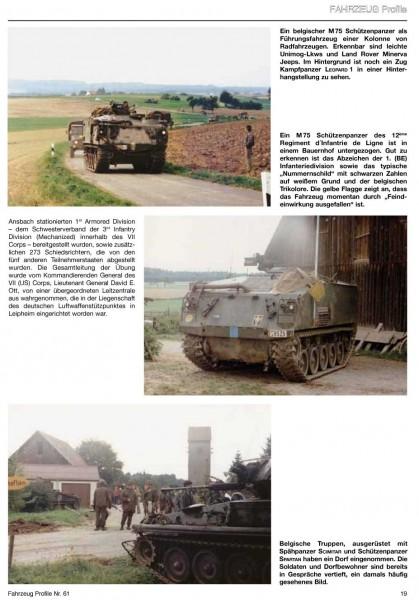 FAHRZEUG Profile 61