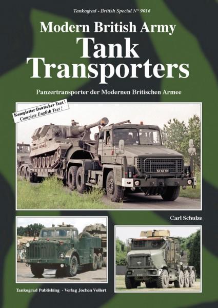 TG-9016 British Tank Transporters