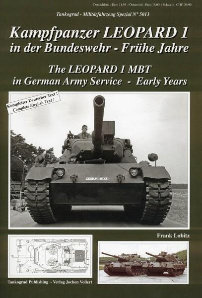 TG-5013 Kampfpanzer LEOPARD