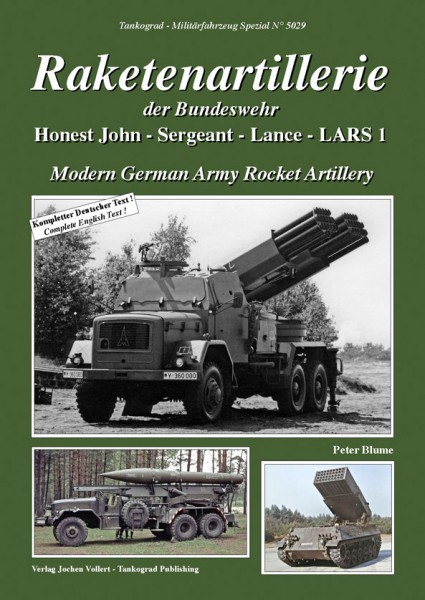 TG-5029 Raketenartillerie
