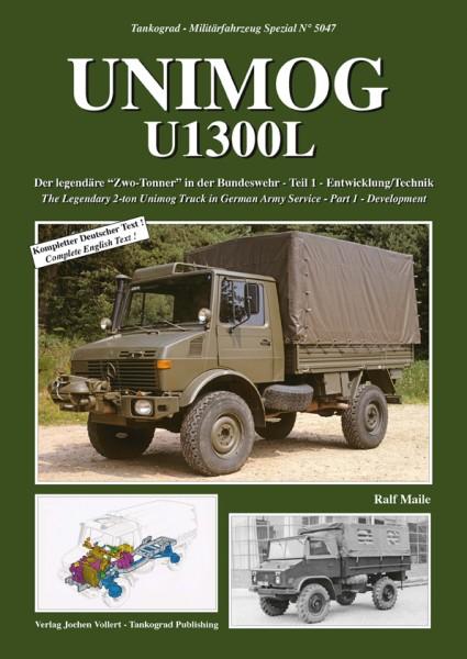 TG-5047 UNIMOG U1300L