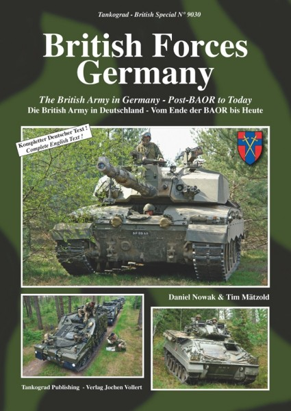 TG-9030 British Forces Germany