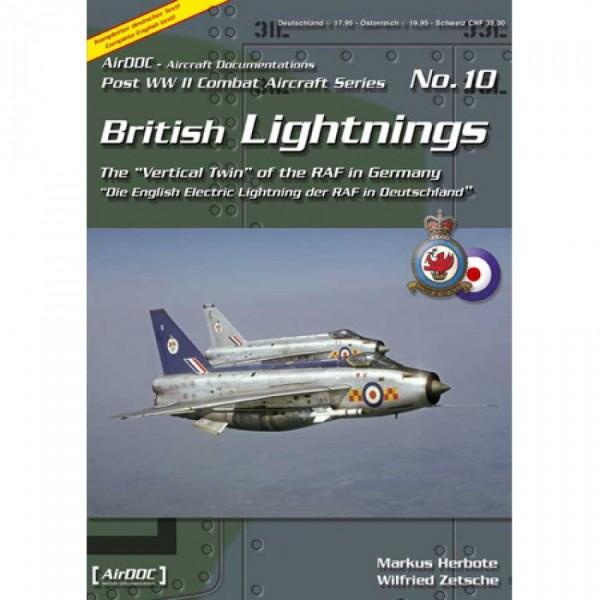 ADP 010 British Lightnings