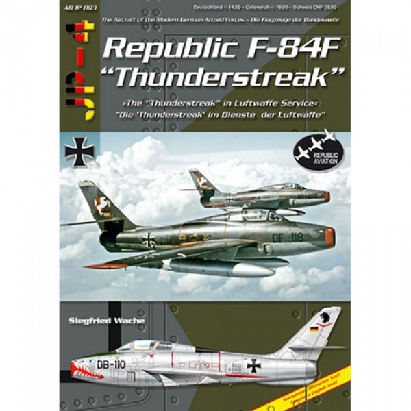 ADJP 003 F-84 F Thunderstreak