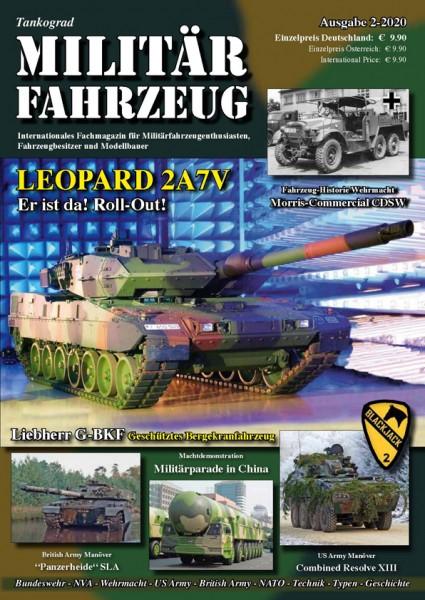 Militärfahrzeug 2/2020
