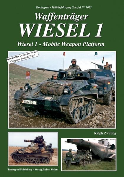 TG-5022 Waffenträger WIESEL 1