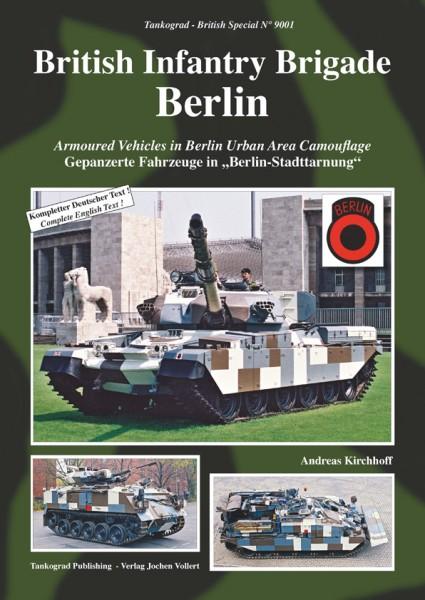 TG-9001 British Infantry Brigade Berlin