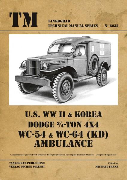 TG-6035 Dodge 3/4 ton 4x4