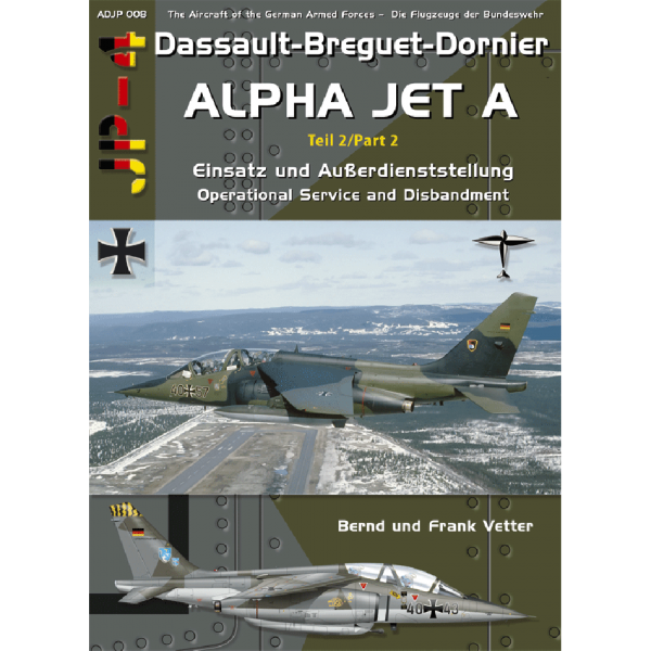 ADJP 008 Alpha Jet A (Teil 2)